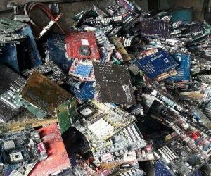 قطعات کامپیوتر بازیافتی