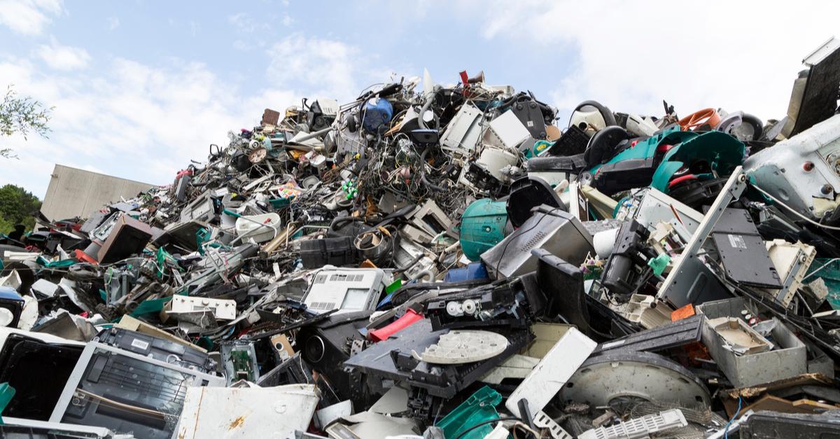 شیوه دفع زبالههای الکترونیکی در کشورهای اروپایی